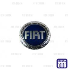 Fiat Albea Küçük Çelenk Arma Mavi (Çap 65) 46817202