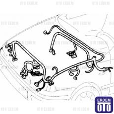 Fiat Albea Motor İç Kablo Tesisatı 51761198 - 2