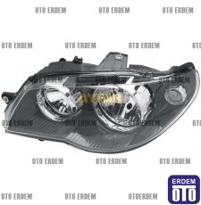 Fiat Albea Sol Far Motorlu Siyah 51773144