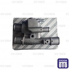 Fiat Albea Termostat Komple 1.6 16Valf (Tek Müşürlü) 46776217 - 2