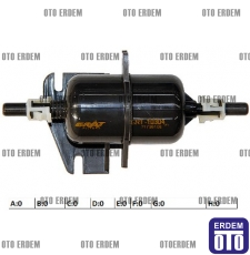 Fiat Albea Yakıt Filtresi 46416684