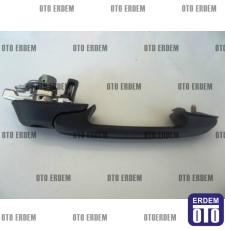 Fiat Brava Ön Kapı Kolu Çizgili Sol 46445209 - 2