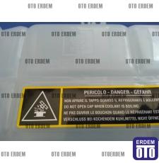 Fiat Brava Radyatör Su Deposu 60693147 - 4