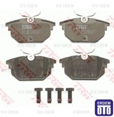 Fiat Bravo Arka Fren Balatası TRW 9945822