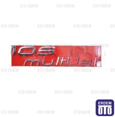 Fiat Doblo 105 Multijet Yazı 51902213