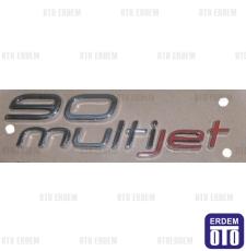 Fiat Doblo 90 Multijet Yazı 51902211