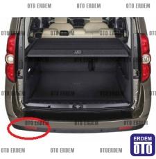 Fiat Doblo Arka Tampon Reflektörü Sol Yeni Kasa 51810678 - 2