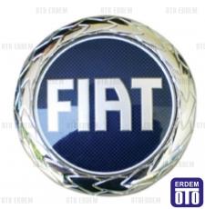 Fiat Doblo Büyük Çelenk Arma Mavi (Çap 95) 51748337