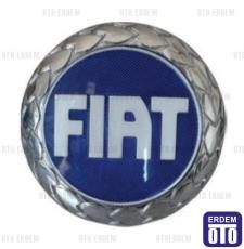Fiat Doblo Çelenk Arma Büyük Boy Mavi (Çap 95) 51718648