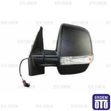 Fiat Doblo Dış Ayna Sol (Elektrikli - 6Pin) 735497890