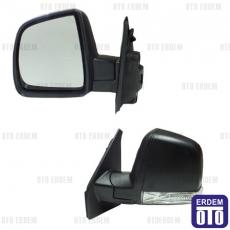Fiat Doblo Dış Ayna Sol (Elektrikli - 6Pin) 735528051