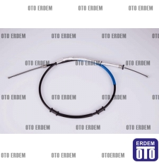 Fiat Doblo El Fren Teli Arka (Uzun Şase) 46766309