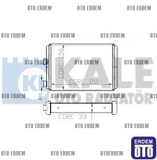 Fiat Doblo Kalorifer Peteği Radyatörü 46722928  - 3