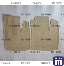 Fiat Doblo Kauçuk Paspas Takımı Orjinal 55170804 - 2