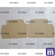 Fiat Doblo Kauçuk Paspas Takımı Orjinal 55170804 - 4