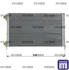 Fiat Doblo Motor Su Radyatörü 46749018