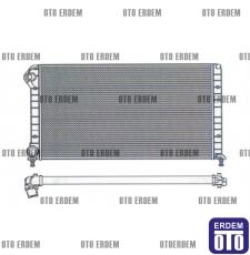 Fiat Doblo Motor Su Radyatörü 46749018  - 2
