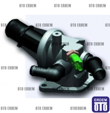 Fiat Doblo Müşürlü Termostat 55224021 - 2