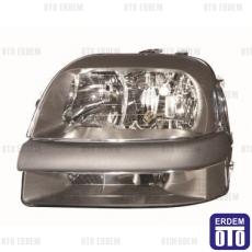Fiat Doblo Ön Far Sol Sisli 71240550112000