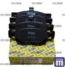 Fiat Doblo Ön Fren Balata Takımı Opar 55170904E - 55170904 - 2