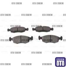 Fiat Doblo Ön Fren Balatası Takımı Bosch 2001-2005 55170904