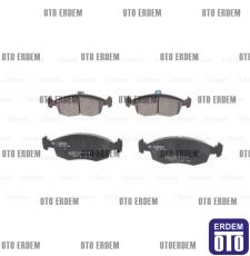 Fiat Doblo Ön Fren Balatası Takımı Bosch 2001-2005 55170904 - 2