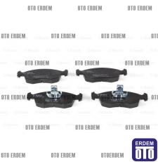 Fiat Doblo Ön Fren Balatası Takımı Bosch 2001-2005 55170904 - 3