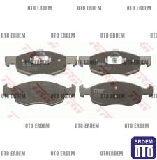 Fiat Doblo Ön Fren Balatası Takımı TRW 2001-2005 55170904