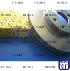 Fiat Doblo Ön Fren Disk Takımı 51749124 - OPAR - 2