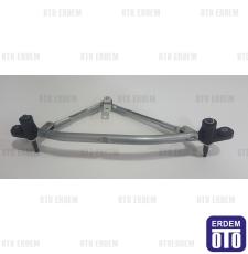 Fiat Doblo Silecek Motor Şasesi (Yeni Model) 51810592T - 2