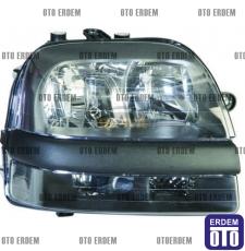 Fiat Doblo Sol Far Motorlu 46807768