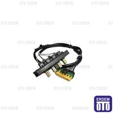 Fiat Doblo Sürgülü Kapı Kontağı Sol 51724839