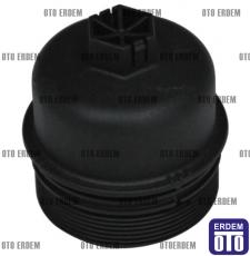 Fiat Doblo Yağ Filtre Kapağı Yeni Model 55197220