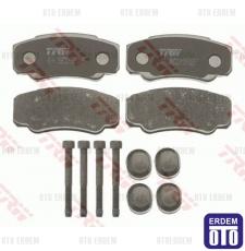 Fiat Ducato Arka Fren Balatası TRW 425247