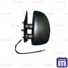 Fiat Ducato Dikiz Aynası | Sol - Elektrikli - Isıtmalı | 735326499
