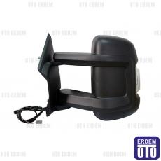 Fiat Ducato Dış Ayna Sağ (Elektirikli - Isıtmalı - 8Pin 2.35M) 8153X6