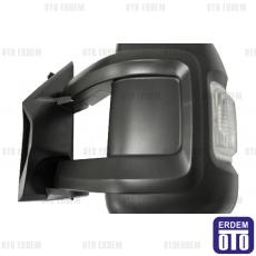 Fiat Ducato Dış Ayna Sol (Elekrikli - Isıtmalı - 8Pin - 2.35M) 8153Y4