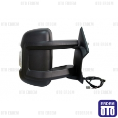 Fiat Ducato Dış Ayna Sol (Elektrikli - Isıtmalı - 10Pin) 8153W3