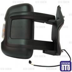 Fiat Ducato Dış Ayna Sol (Elektrikli - Isıtmalı - 8Pin 2.2M) 8153X5(CN)
