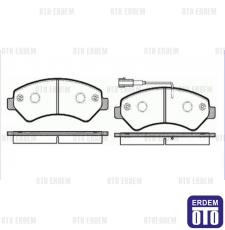 Fiat Ducato Ön Fren Balatası 77364318