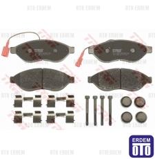 Fiat Ducato Ön Fren Balatası TRW 77364160