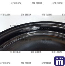 "Fiat Fiorino 6J 15"" Sac Jant (Kara Jant) 4 Bijon- Bipper - Nemo 51966659 - 2"