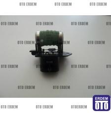 Fiat Fiorino Fan Motor Rezistansı Rezitörü 55702180 - 5