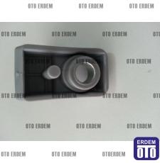 Fiat Fiorino Güneşlik Kancası Tutucusu Gri 735508929