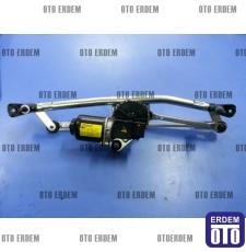 Fiat Fiorino Ön Cam Silecek Motoru Mekanizmalı 1354851080