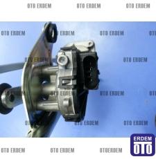 Fiat Fiorino Ön Cam Silecek Motoru Mekanizmalı 1354851080 - 2