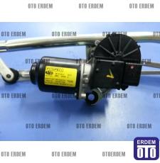 Fiat Fiorino Ön Cam Silecek Motoru Mekanizmalı 1354851080 - 4