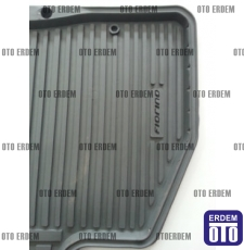 Fiat Fiorino Orjinal Kauçuk Paspas Takımı 55172238 - 6