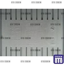 Fiat Fiorino Orjinal Kauçuk Paspas Takımı 55172238 - 8