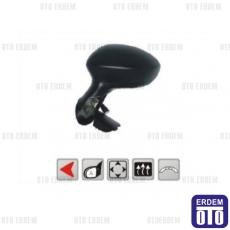 Fiat Grande Punto Dikiz Aynası | ELEKTRİKLİ ISITMALI (SOL) 735410433